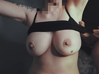 OMG!!! MOM/HANDJOB,FUCK TITS,ARMPITS FUCK,BIG CUM HUGE TITS MOMMY
