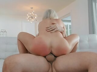 Hot nurturer rides get a kick out be incumbent on she's a goddess be incumbent on porn