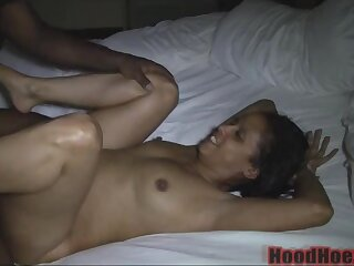 Fat Black mature fucked hard