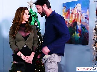 Bossy harpy Ariella Ferrera is fucked hard by brutal employee Cahrles Dera